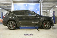 Jeep Grand Cherokee SRT8 тормоза hpb (7)