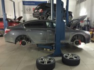 Accord 9 тормоза hpb Front 345mm+Rear 330mm (7)