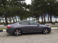 Accord 9 тормоза hpb Front 345mm+Rear 330mm (8)