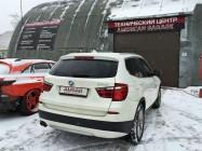 BMW X3. Тормоза HPB серии Ultimate (1)