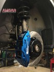 BMW X3. Тормоза HPB серии Ultimate (5)