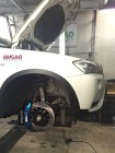 BMW X3. Тормоза HPB серии Ultimate (4)