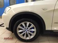 BMW X3. Тормоза HPB серии Ultimate (6)