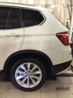 BMW X3. Тормоза HPB серии Ultimate (9)