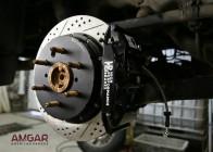 Escalade тормоза HPB 356x32x6u + 356x28 4u (6)