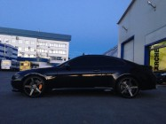 BMW 6 series (E63). Тормоза HPB 356mm 6pot
