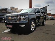 Chevrolet Tahoe тормоза HPB F405 8u+R380 6u (1)