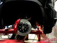 Chevrolet Tahoe тормоза HPB F405 8u+R380 6u (6)