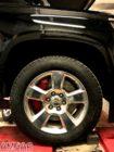 Chevrolet Tahoe тормоза HPB F405 8u+R380 6u (9)
