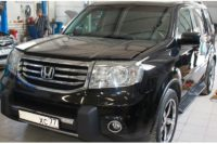 Honda Pilot 356x32mm 6pot и 356х28mm 4pot - 4