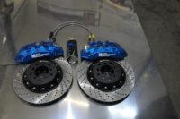 тормоза на bmw335 hp-brakes F345U (1)