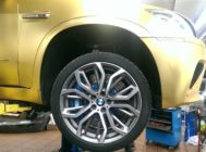 BMW X5M Эрик Давидович тормоза HPB (7)