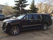 Cadillac Escalade ESV тормоза HPB (4)