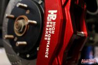 Honda Pilot тормоза HPB (5)
