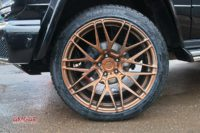 Mercedes G500 тормоза HPB F430+R405 (3)