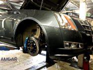Сadillac CTS тормоза hb-brakes (5)
