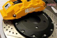 тормоза на murano hp-brakes F356x32U6 - (2)