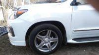 тормоза hp-brakes на Lexus LX570 (2)