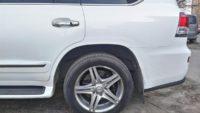 тормоза hp-brakes на Lexus LX570 (3)