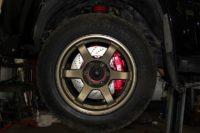тормоза hpb на Toyota Hilux Surf (12)