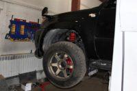 тормоза hpb на Toyota Hilux Surf (13)