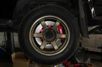 тормоза hpb на Toyota Hilux Surf (14)