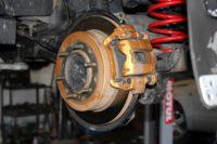 тормоза на Toyota Hilux Surf (2)