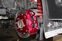 тормоза hp-brakes на Toyota Hilux Surf (10)
