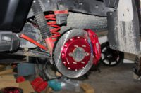 тормоза hp-brakes на Toyota Hilux Surf (9)