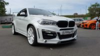 тормоза hpb на BMW X6 F16 R380х34 6U (1)
