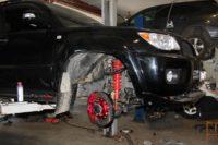 тормоза hpb на Toyota Hilux Surf (8)