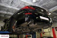 BMW 6 series F13 тормоза (4)