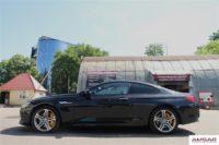 BMW 6 series F13 тормоза HPB (1)