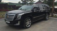 Cadillac Escalade ESV Platinum. Тормоза HPB 17