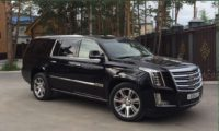 Cadillac Escalade ESV Platinum. Тормоза HPB 18