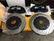 Cadillac Escalade HPB тормоза F405x36 U8 + R380x32 U6 2