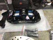 Cadillac Escalade HPB тормоза F405x36 U8 + R380x32 U6 17