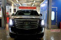 Cadillac Escalade. Тормоза HPB Ultimate (1)