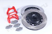 Кит увеличенных задних дисков (под сток суппорт) BMW