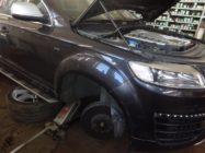 HPB Audi Q7 тормоза (1)