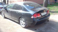 Honda Civic 4D. Тормоза HPB (6)
