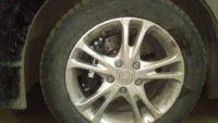 Honda Civic 4D. Тормоза HPB (7)