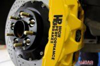 Pontiac Solstice тормоза hp-brakes (6)
