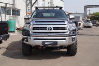 Toyota Tundra. Тормоза hp-brakes (2)