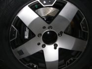 Toyota Tundra. Тормоза hp-brakes (6)