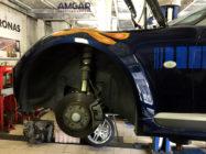 тормозная система на Smart Roadster_3