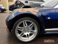 тормозная система HP-Brakes на Smart Roadster_7