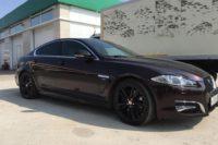 Jaguar XF тормоза (2)
