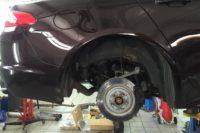 Jaguar XF тормоза (7)