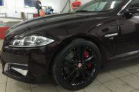 Jaguar XF тормоза hpb hp-brakes (16)